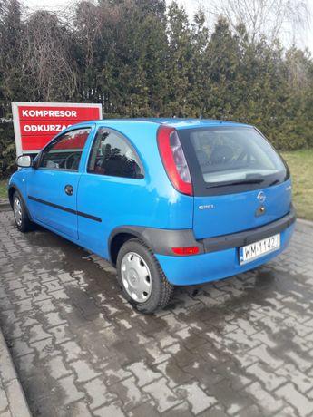 Opel Corsa technicznie niezawodny