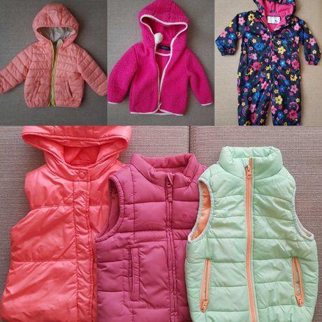 От 170 грн.желетки, куртка cicco, комбинезон Tu, теплая кофта Iceburg.