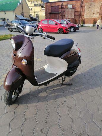 Yamaha Vino 4T карбюраторний
