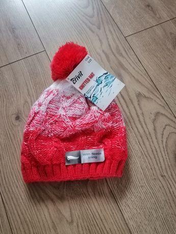 NOWA czapka zimowa