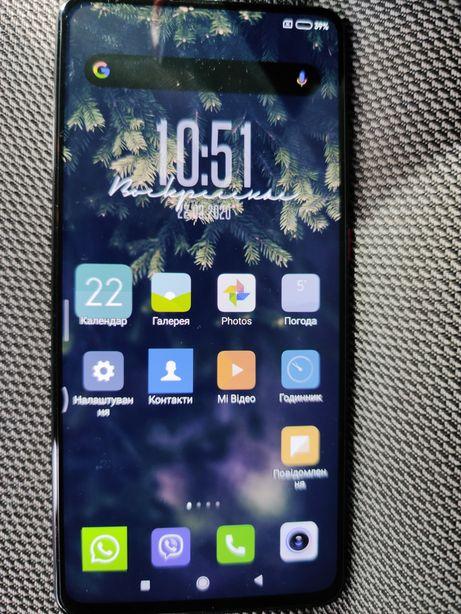 Смартфон Xiaomi 9T 6/64GB Carbon Black