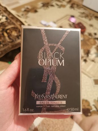 Парфуми Yves Saint Laurent Black 50 мл