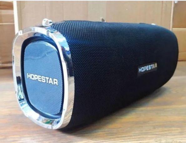 Большая оригинал беспроводная Bluetooth колонка HOPESTAR A6, H31, H25
