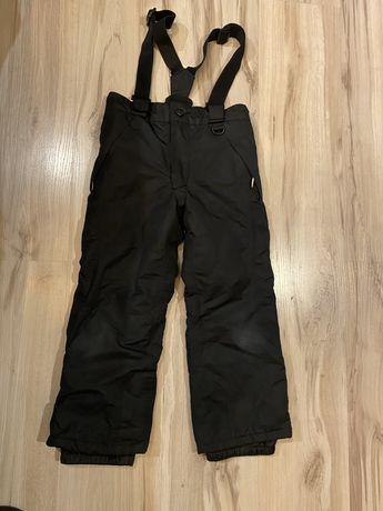 Spodnie ocieplane narciarskie Lupilu rozm. 116 cm