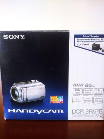 Câmara Filmar Sony