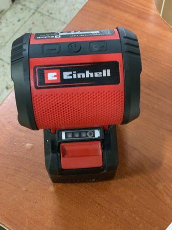Głosnik Einhell Bluetooth TC-SR 18 li