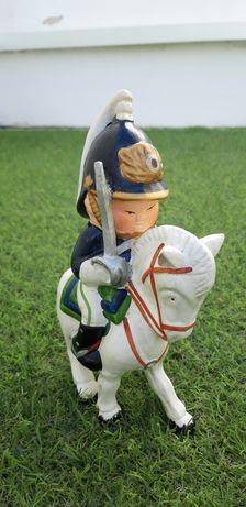 Gnr cavalo terracota militar