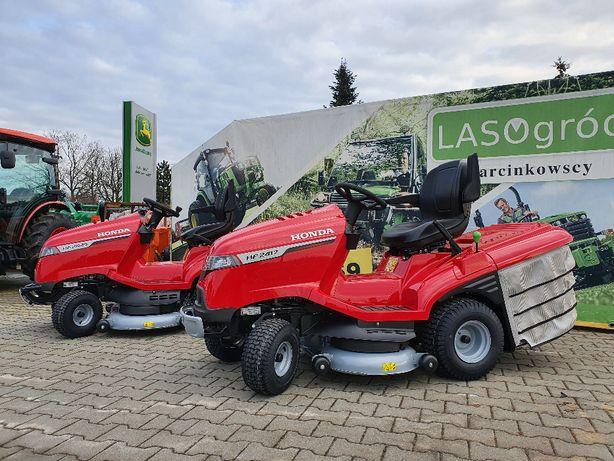 """Marcinkowscy"" Traktor kosiarka Honda 2417 5letnia gwarancja Model2021"