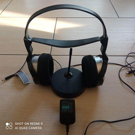 Słuchawki bezprzewodowe nauszne Sony MDR RF810R.