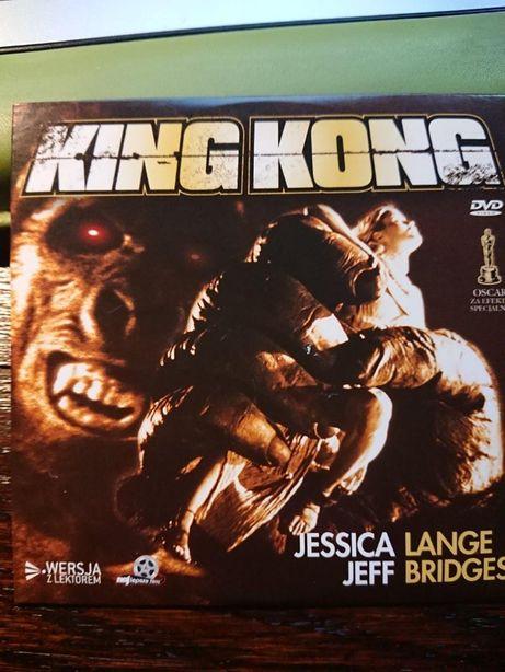 KING KONG film na dvd