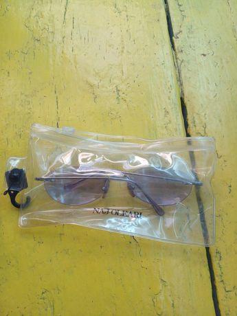 Очки +1 и солнцезащитные