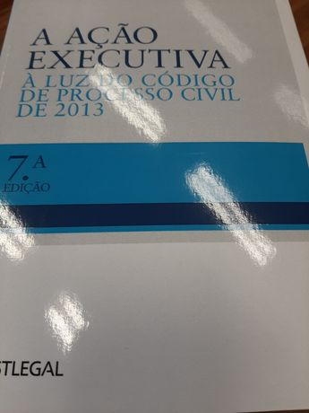 Ação Executiva codigo do processo civil