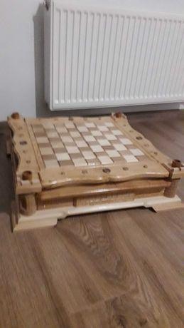 шахмати-нарди замок ручної роботи