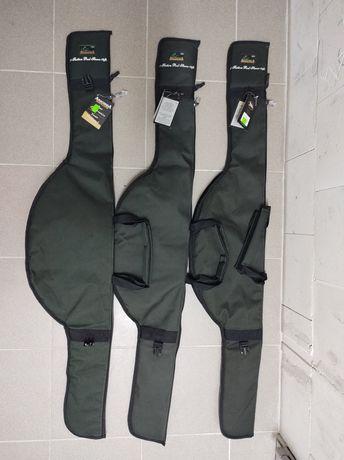 Pokrowce Anaconda section rod sleeve 12 ft NOWE!! 3sztuki