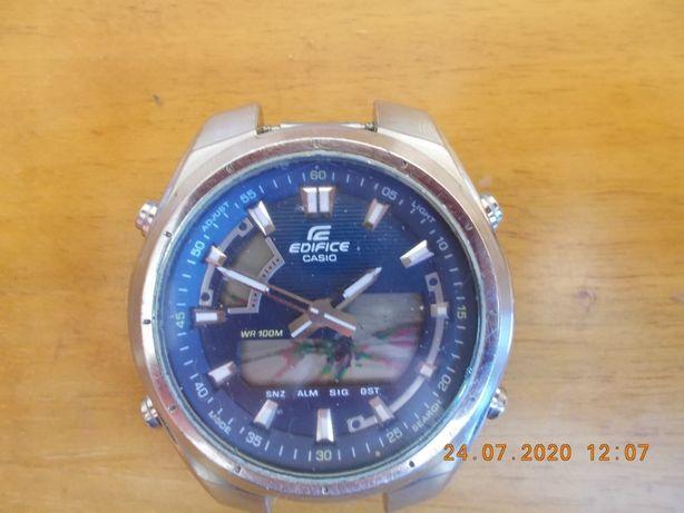 Zegarek CASIO Edifice nie działający /wskazówki tarcza koperta części