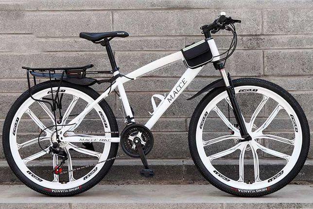 Горный велосипед литые диск 24 скорости на подростка