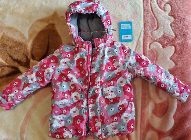 Зимовий термокомплект Libellule для дівчинки