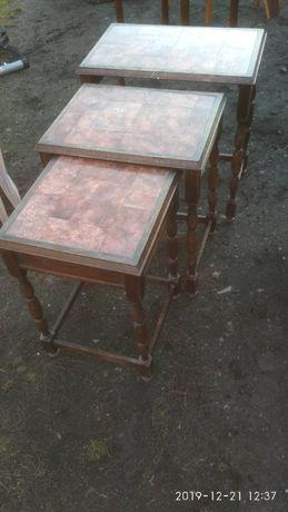Ozdobne stoliczki