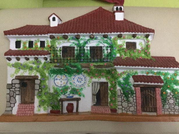 Casa algarvia cerâmica
