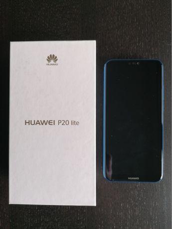 Smartfon Huawei P20 Lite niebieski 64 GB