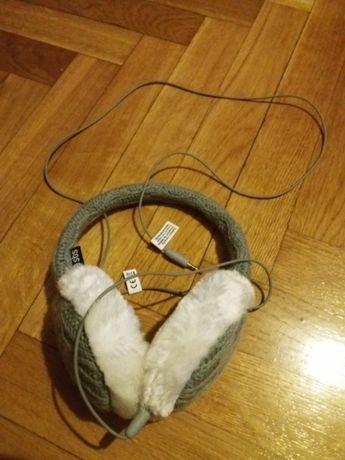Nauszniki - słuchawki miękkie puszek sbs