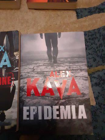 Epidemia Alex Kava