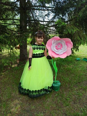 Плаття на шість років