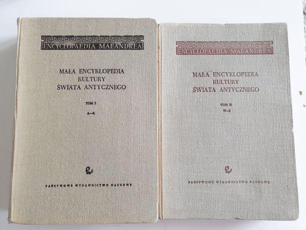 Mała Encyklopedia Kultury Świata Antycznego
