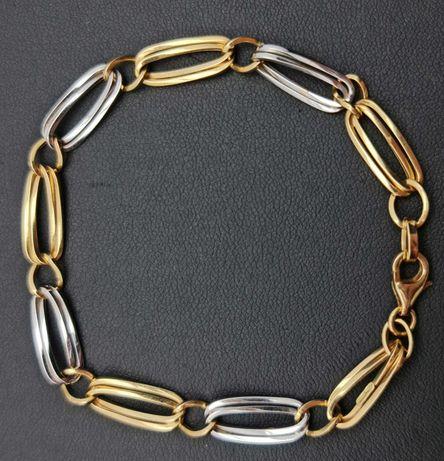 Złota bransoletka P750 4,35g 20cm LOM95