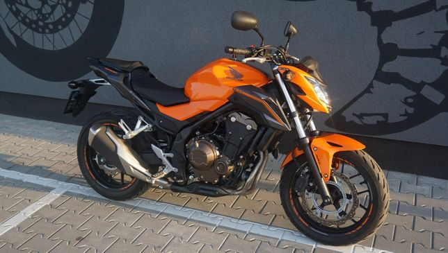Honda CB 500 F ABS Raty TRANSPORT Gwarancja TOP