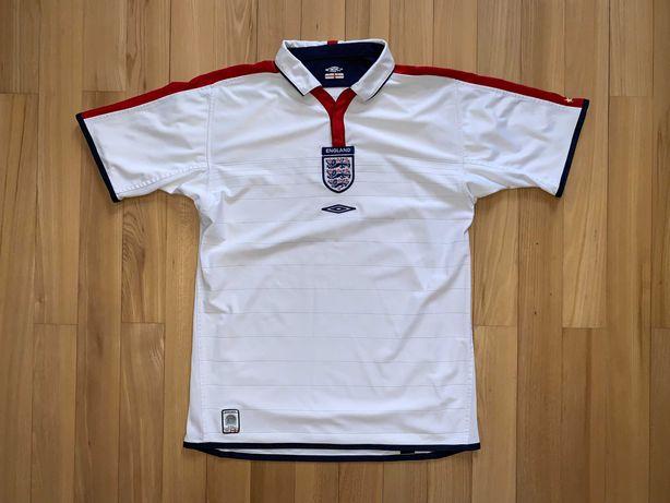 Футболка футбольна Umbro Англії Розмір М Двохстороння Оригінал