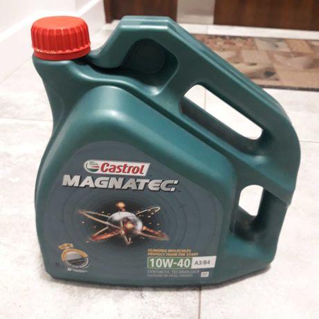 Olej silnikowy 10w40 castrol