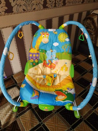 Дитяче крісло-качалка Tiny Love