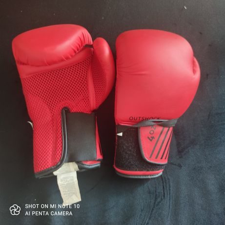 Rękawice bokserskie dziecięce 4 oz