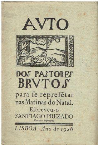 8905 Auto dos Pastores Brutos de Santiago Prezado