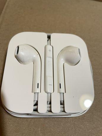Earpods minijack Apple słuchawki przewodowe oryginalne