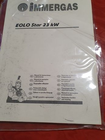 Immergas EOLO Star 23 kW
