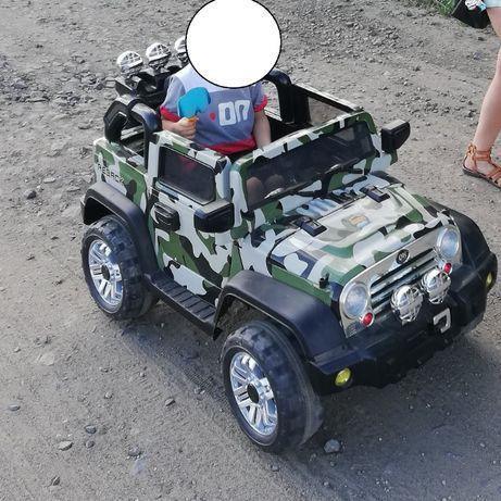 autko elektryczne dla dziecka