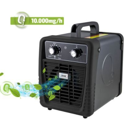 Gerador Máquina Ozono Germicida Esterilizador Automóvel ou Ambiente