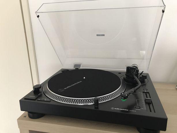 Gira Discos COMO NOVO Audio Technica LP 120 XBT Phono USB Bluetooth