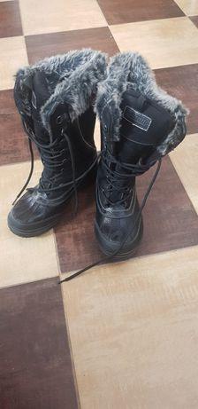 Buty zimowe Sniegowce kimberfeel