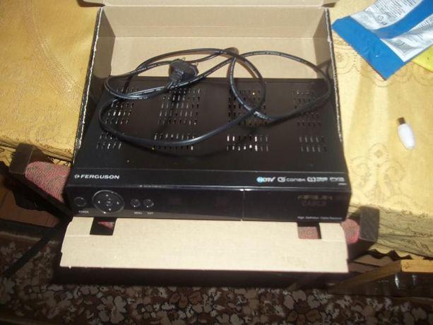 Dekoder Ferguson Ariva 100 cable PVR HDTV