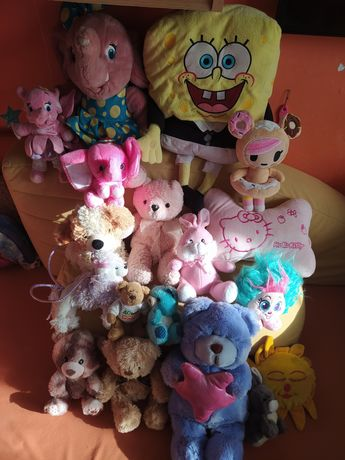 Maskotki, zabawki dla dzieci