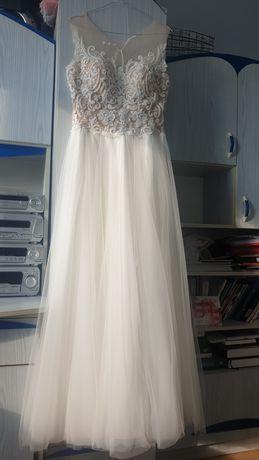 Suknia ślubna ivore