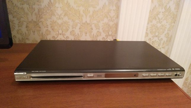 Philips DVD-проигрыватель DVP5102K/51