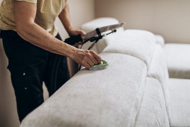 Химчистка мягкой мебели, ковров. Чистка диванов Киев и штор на дому