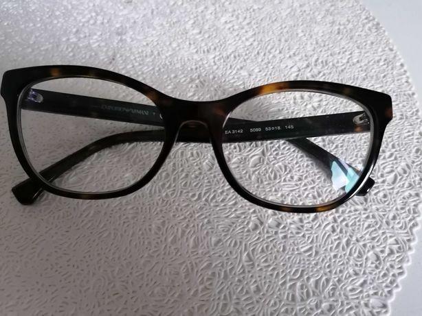 Oprawki korekcyjne okulary Emporio Armanii