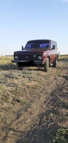 ВАЗ НИВА 21214 универсал-б