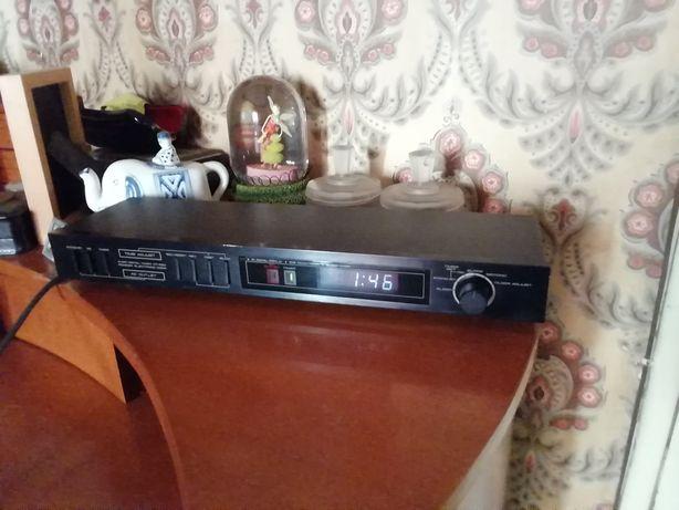 Timer para áudio hi-fi Pioneer (anos 80)