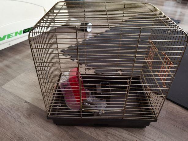 Klatka dla małych ptaków